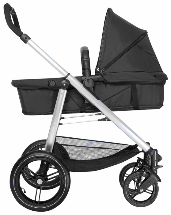 Универсальная коляска PHIL&TEDS Smart Lux (2 в 1)
