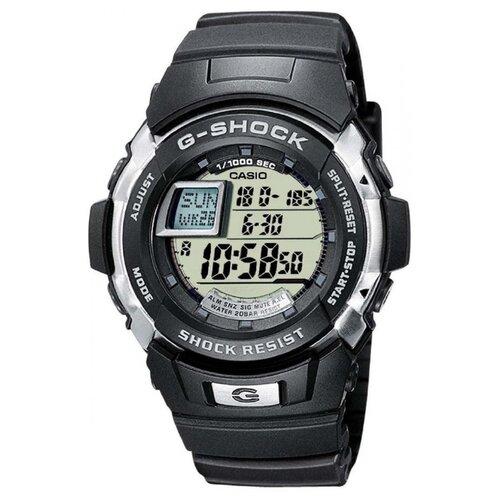 Наручные часы CASIO G-7700-1E casio часы casio hs 80tw 1e коллекция digital