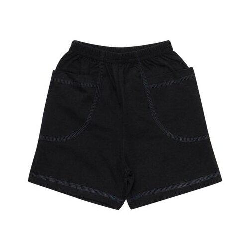 Купить Шорты ALENA ШР02-368 размер 86-92, черный, Брюки и шорты