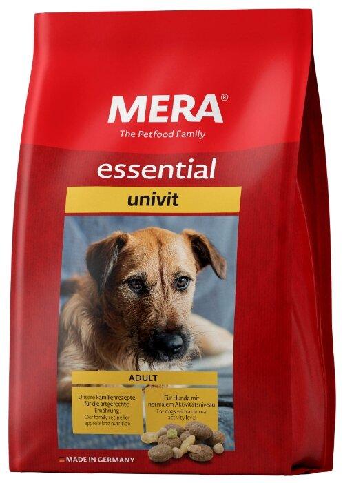 Корм для собак Mera Univit