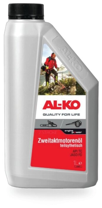 Масло для садовой техники AL-KO 2 Stroke Zweitaktmotorenöl 1 л