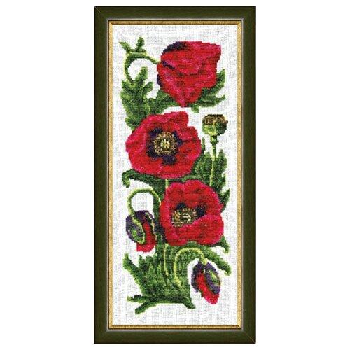 Набор для вышивания «Золотое Руно» ЦК-004 Маки