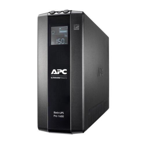 Интерактивный ИБП APC by Schneider Electric BR1600MI