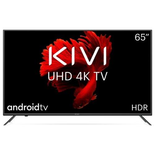 """Телевизор KIVI 65U710KB 65"""" (2020) черный"""