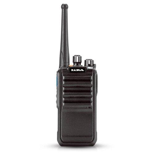 Рация LIRA DP-200 DMR черный