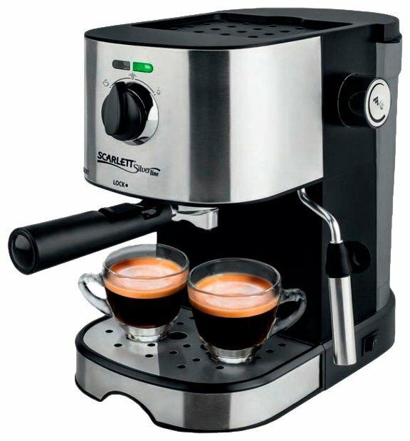 Кофеварка рожковая Scarlett SL CM53001