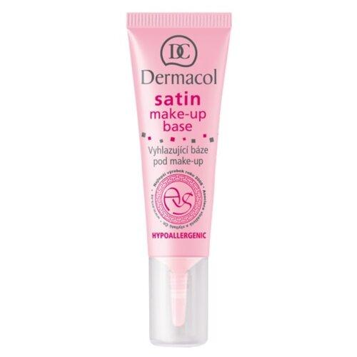 Dermacol база под макияж матирующая с выравнивающим эффектом Satin Make-up Base 10 мл прозрачная dermacol заказать москва