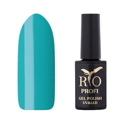 Купить Гель-лак для ногтей Rio Profi Классическая серия, 7 мл, 183 персидский зеленый