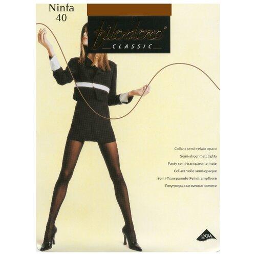 Колготки Filodoro Classic Ninfa 40 den platino 3-M (Filodoro)Колготки и чулки<br>