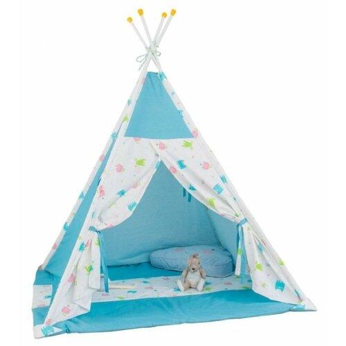 Купить Палатка Polini Монстрики голубой, Игровые домики и палатки