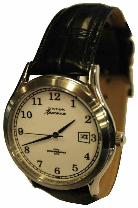 Наручные часы Спутник НМ-1С954/1 бел.