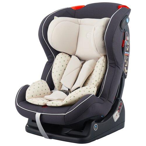 Автокресло группа 0/1/2 (до 25 кг) Happy Baby Passenger V2, graphite автокресло группа 1 2 3 9 36 кг little car ally с перфорацией черный
