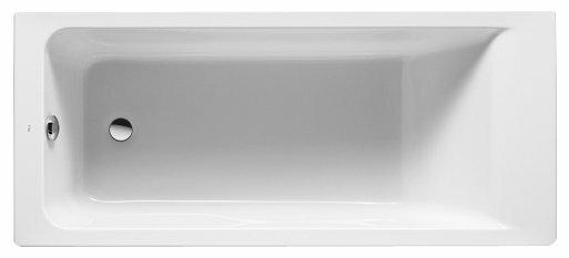 Ванна Roca Easy 170x75 ZRU9302899 без гидромассажа акрил