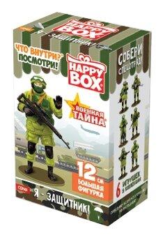 Игрушка с конфетами Happy Box Военная тайна 18 г