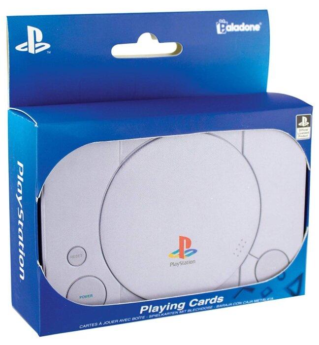 Купить Карты игральные Playstation по низкой цене с доставкой из Яндекс.Маркета (бывший Беру)