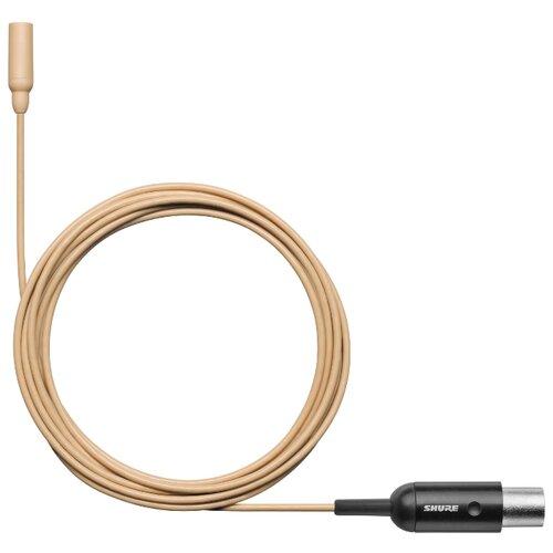 Микрофон Shure TL48/O-MTQG-A, бежевый