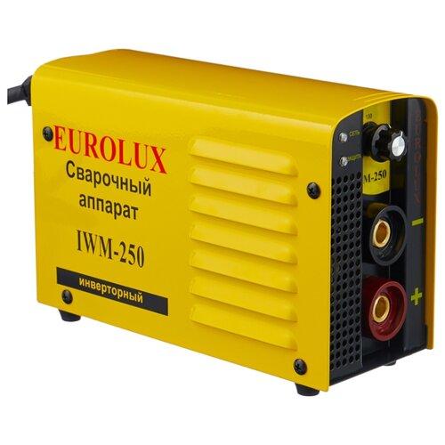 Купить со скидкой Сварочный аппарат Eurolux IWM-250 (MMA)