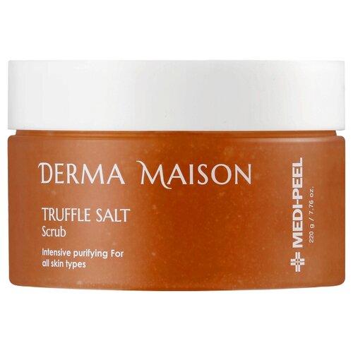 MEDI-PEEL скраб для лица Derma Maison Truffle Salt Scrub 220 г набор medi peel premium daily