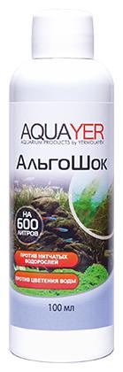 Aquayer АльгоШок средство для борьбы с водорослями