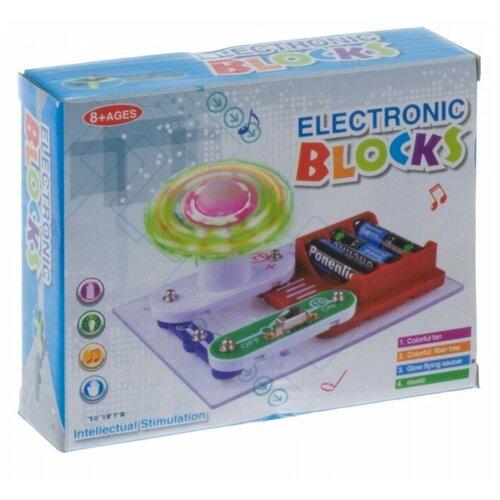 Конструктор Ningbo Union Vision Electronic Blocks НЛО YJ188170486 конструктор ningbo union vision нло yj188170486