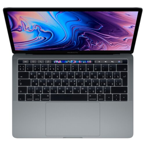 цена на Ноутбук Apple MacBook Pro 13 with Retina display and Touch Bar Mid 2019 (Intel Core i5 1400MHz/13.3