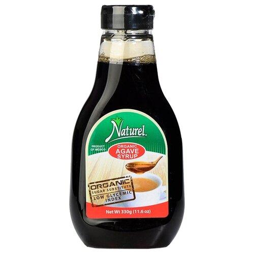 Naturel сироп агавы темный жидкость 330 г