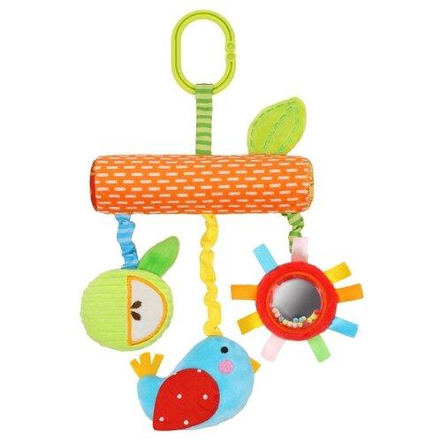 Купить Подвесная игрушка Жирафики Птички на дереве (939724) голубой/оранжевый/зеленый, Подвески