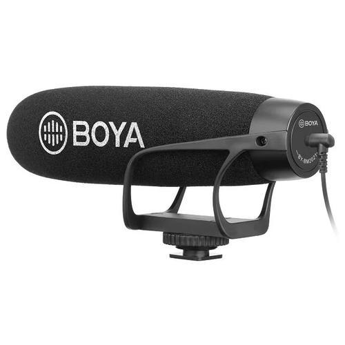 Фото - Накамерный суперкардиоидный конд. микрофон-пушка BY-BM3032 микрофон пушка boya by bm2021