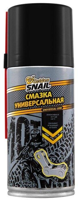 Автомобильная смазка Golden Snail универсальная для мотоцикла