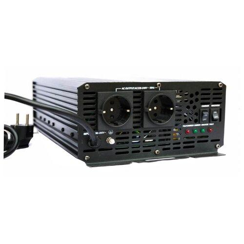 Инвертор Acmepower AP-UPS2000/12 черныйАвтомобильные инверторы<br>