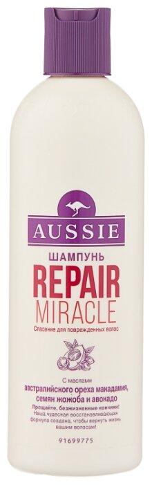 Aussie шампунь Repair Miracle — купить по выгодной цене на Яндекс.Маркете