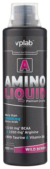 Аминокислотный комплекс VP Laboratory Amino Liquid (500 мл) дикая ягода