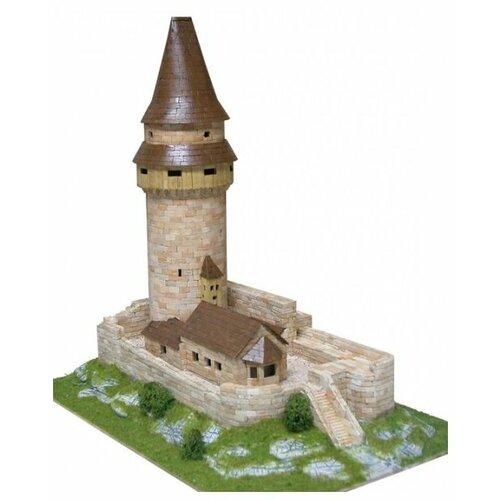 Купить Конструктор Aedes Ars Исторические здания 1269 Башня Штрамберк, Конструкторы
