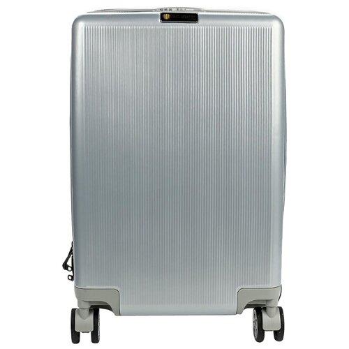 Чемодан Sun Voyage BOX S 42 л, silver sir humphrey gilbert s voyage to newfoundland