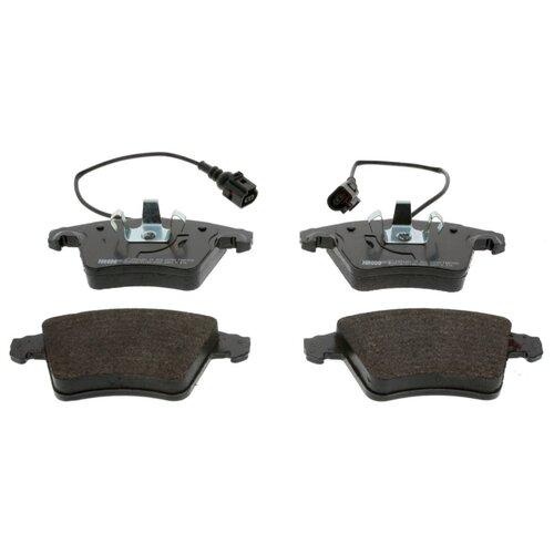 Фото - Дисковые тормозные колодки передние Ferodo FDB1826 для Volkswagen Touareg (4 шт.) дисковые тормозные колодки передние ferodo fdb1639 для toyota subaru 4 шт