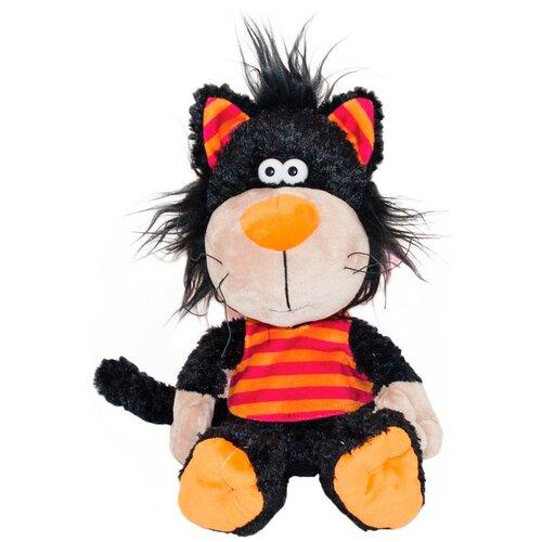 Мягкая игрушка Gulliver Кот Черныш 15 см мягкая игрушка gulliver кот ботаник 23 см