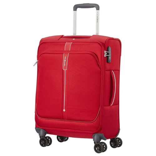 Чемодан Samsonite Popsoda S 40 л, Красный/Red чемодан samsonite s cure s 34 л