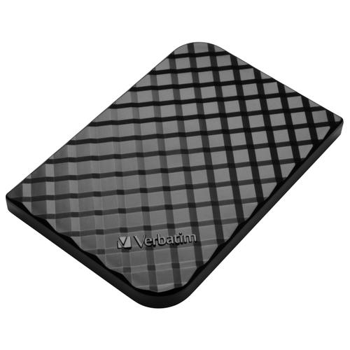 Фото - Внешний SSD Verbatim Store 'n' Go USB 3.2 256 GB, черный внешний ssd verbatim surefire gx3 gaming 512 gb черный