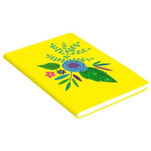 Купить Блокнот Канц-Эксмо Paper Art. GET GLITTER! В6, 80 листов (БГЛ6802983), Блокноты