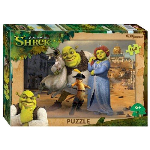 Мозаика puzzle 160 Shrek (DreamWorks, Мульти)