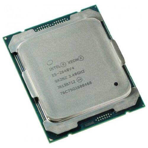Фото - Процессор Intel Xeon E5-2640 v4, OEM процессор для серверов intel xeon e5 2650 v4 2 2ггц [cm8066002031103s]