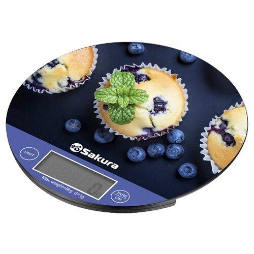 Кухонные весы Sakura SA-6076 маффины