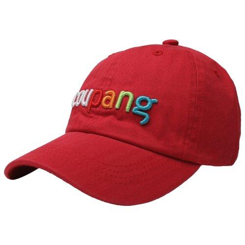 Купить Бейсболка Be Snazzy размер 54-56, красный, Головные уборы
