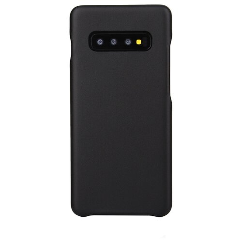 Чехол G-Case Slim Premium для Samsung Galaxy S10+ (накладка) черный