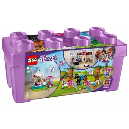 Купить Конструктор LEGO Friends 41431 Хартлейк Сити, Конструкторы