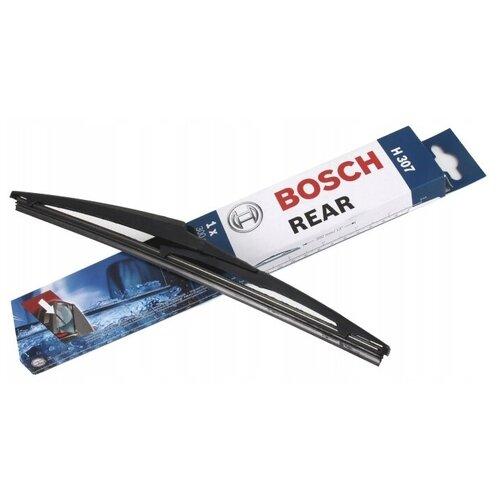 Щетка стеклоочистителя каркасная Bosch Rear H307 300 мм, 1 шт. для Suzuki Grand Vitara щетка стеклоочистителя каркасная bosch rear h874 340 мм 1 шт
