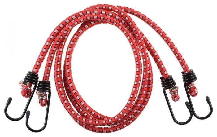 Стяжной шнур с крюками ЗУБР 40507 (комплект 2 шт.)