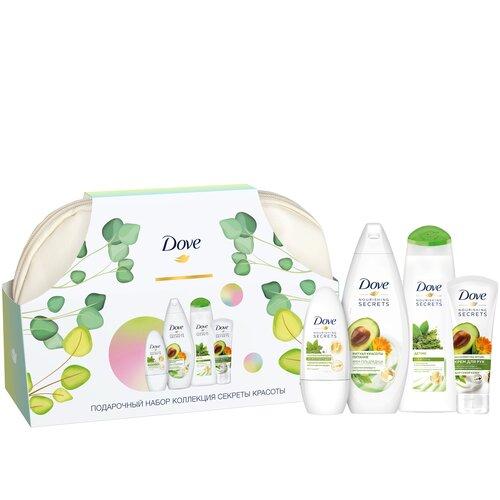Набор Dove подарочный Коллекция Секреты красоты недорого