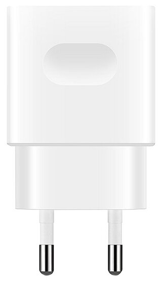 Сетевое зарядное устройство Huawei AP32 + кабель USB Type C White 55030819