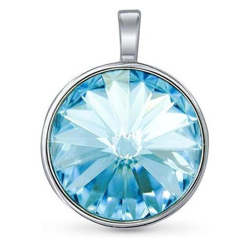 цена на Silver WINGS Подвеска с кристаллами swarovski из серебра 23set15481n-113